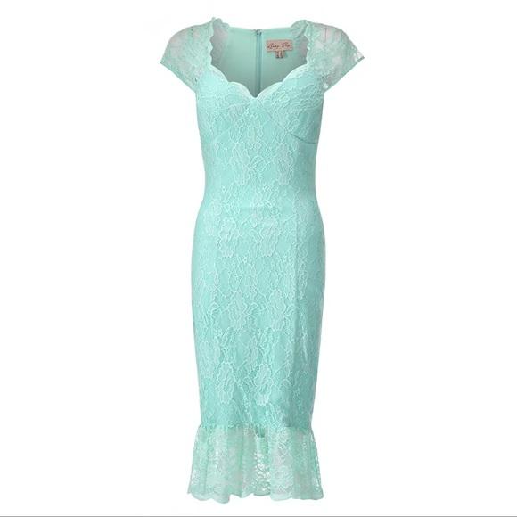 Lindy Bop Dresses & Skirts - NWT Lindy Bop Vintage Inspired Wiggle Dress